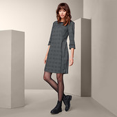 ☘ Вишукане плаття з 3/4 рукавами Tchibo (Німеччина), р.: 42-44 (36/38 евро)