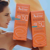Avene Cleanance солнцезащитный крем для жирной кожи,в лоте 2 пробника по 5 мл!