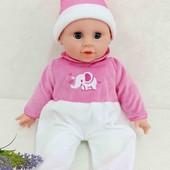 Кукла пупс озвученный Simba 38 см