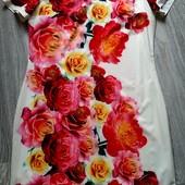 Святкова сукня.Квіти.