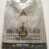 Новая мужская рубашка daniel poitier