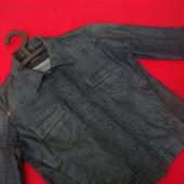 Джинсовая куртка Lee оригинал S-M
