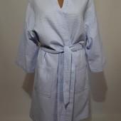 Собираем лоты!!!Женский халат, размер 16-18,India