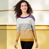 ЩР17.Жіночий светр трикотажний esmara