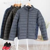 Стильные мужские куртки весна/осень по доступной цене. Цвет и размер на выбор.