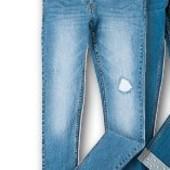 Джинсы skinny Denim style Blue Motion Германия евро 44