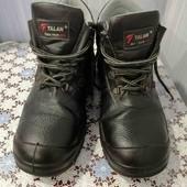 Кожаные ботинки Talan, стелька 25,5 см.