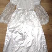 Платье Ангела на 6-8лет замеры на фото