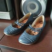 туфли балетки с минимальными признаками носки