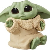 Hasbro Star Wars mandalorian Grogu малыш Грогу 5см (F1219) уценка