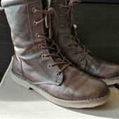 Ботинки сапоги Ecco 38 р