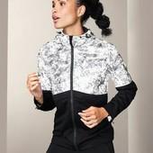 Куртка софтшелл с декоративными светоотражающими элементами от Tchibo (Германия), р.38евро