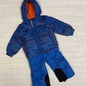 Лыжный костюм,комбинезон Lupilu 86/92
