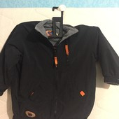 Куртка- вітровка двохстороння H&Mна хлопчика 4-5 років