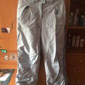 брюки, комбинезон, на осень, флис на попе, р. S. Westbeach. состояние отличное