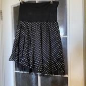 Офигенная юбка горох