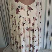 Туніка - плаття з квітами Atmosphere, р 20 (жатка) (Пог -56)