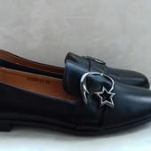 Туфли на низком ходу 40-41р. Очень удобные. Полномерные.УП-бесплатно
