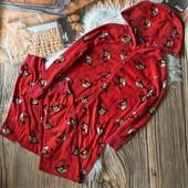 Тёпленький мягусенький флисовый слип, кигуруми, пижама на 11 лет