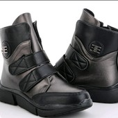 Шикарные Демисезонные ботинки на девочку.Все размеры.Моделька супер!