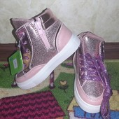 Демисезонные ботинки р. 24, 27