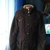 Женская куртка с капюшоном( евро зима), р.S/M