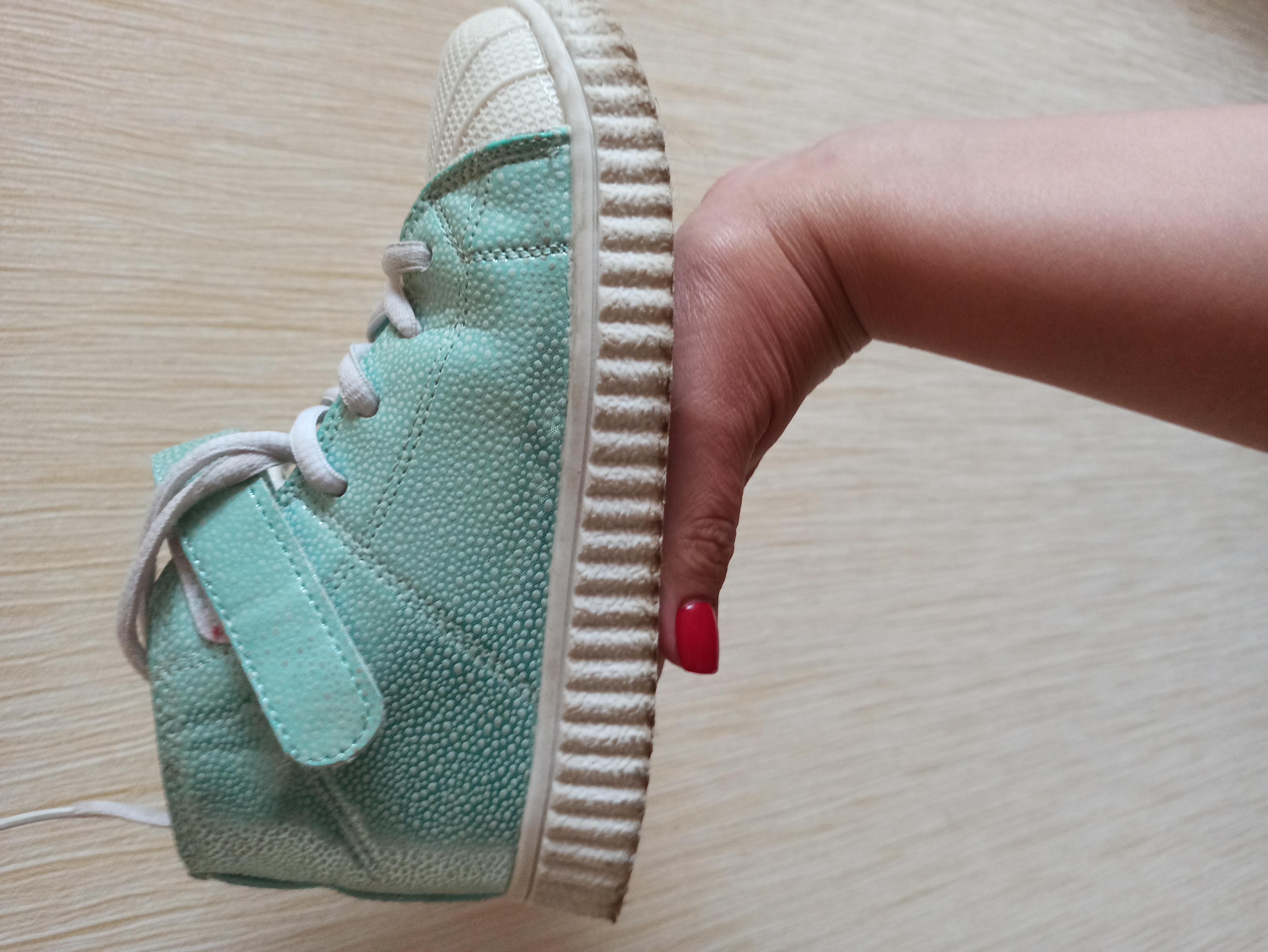 Ботинки стелька 19см