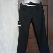 Фирменные новые мужские брюки р.32-31 на пот-43, поб-52,5