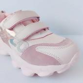 Шикарные стильные кроссовки Tom.m для девочки! Размер: 29, 30!