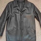Натуральная кожа куртка мужская