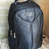 Мужской очень вместительный рюкзак на 3 отделения.