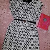 Шикарное,стильное платье,на девочку 9-11 лет