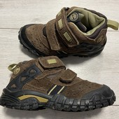 Отличные замшевые Деми ботиночки Timberland 31 размер стелька 19 см . Состояние отличное!