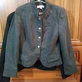 Пиджак жакет женский в подарок черный пиджакразмер м-л