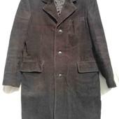 Фирменное демисезонное пальто