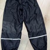 Утеплённые штаны непромокайка,в новом состоянии.На рост 122-128см.