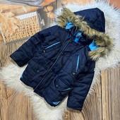 Зимняя куртка на 4/5 лет