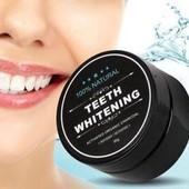 Отбеливатель зубов Miracle Teeth Whitener, черная зубная паста, натуральная зубная паста-30гр