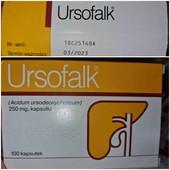 Таблетки урсофальк. Привезены из Польши