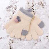 """Детские перчатки """"Fruit"""" 3 цвета"""