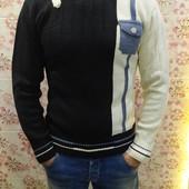 Чоловічий зимовий фірмовий свитер .Фірма Zigana Турція р.м-л.