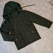 Стильна демісезонна курточка для хлопчиків. Якість відмінна) Не пропустіть