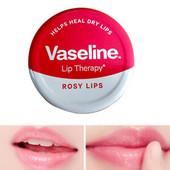 "Бальзам для губ ""Роза"" Vaseline Lip Therapy Rose"