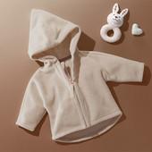 ☘ Куртка з мікрофлісу від Tchibo (Німеччина), розміри: 62-68