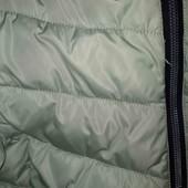 Красивая, дорогая демисезонная курточка 48-50 р