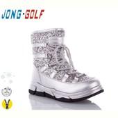 Зимние сапожки jong•golf™. рр.29,30. натуральный мех.фото настоящие