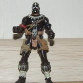Игрушка - фигура чап мей вождь ахара, африканец 10 см