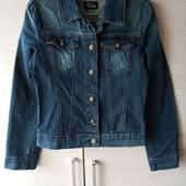 ❗Много красивого❗Джинсовый пиджак, размер S