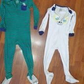 Пижамы ТМ Carter's хлопковые с закрытыми ножками, одна на выбор.
