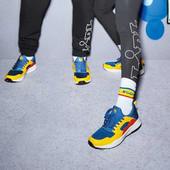женские легкие стильные кроссовки от Lidl. Лимитированная серия